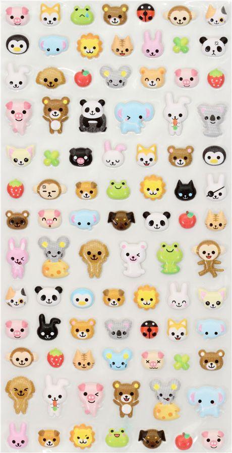 Hermosas imgenes de animalitos kawaii para descargar gratis