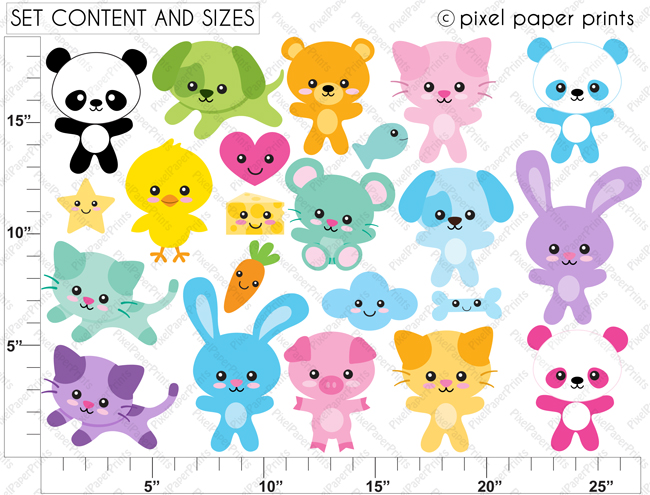 sizes-kawaii-bright