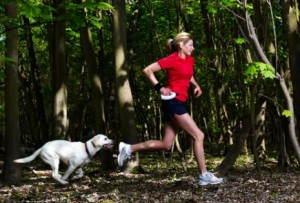 correr perro