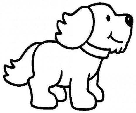 Animales para descargar, imprimir y pintar: Colorear mascotas