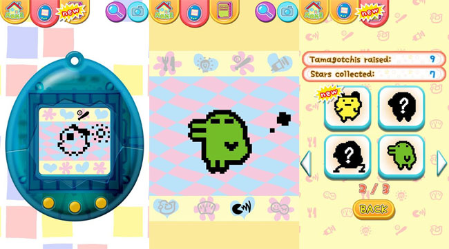 Tamagotchi-Life-Android