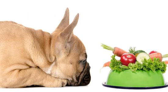 Frutas y verduras recomendadas