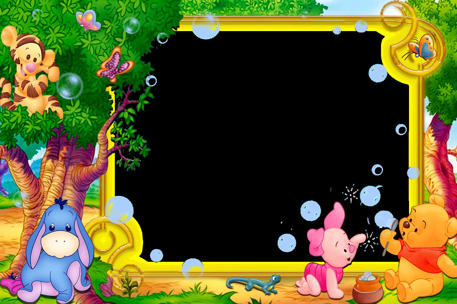 Winnie pooh im genes tarjetas frases dulces y mensajes for Bebes disney jardin
