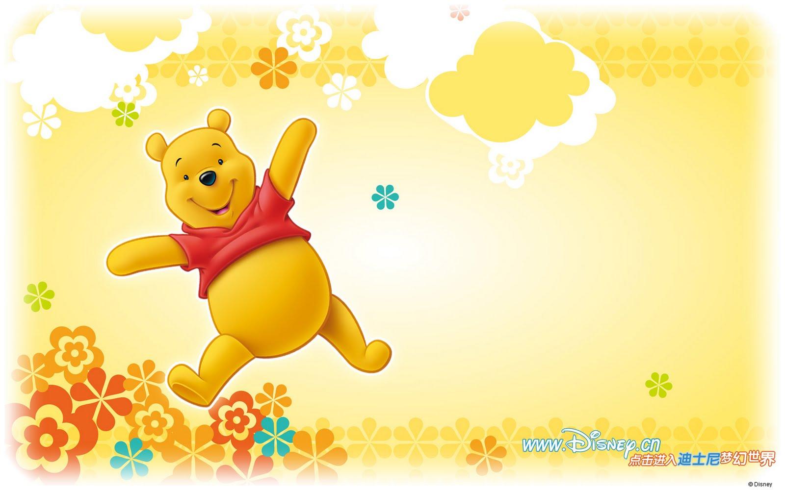Winnie Pooh: Imágenes, tarjetas, frases dulces y mensajes