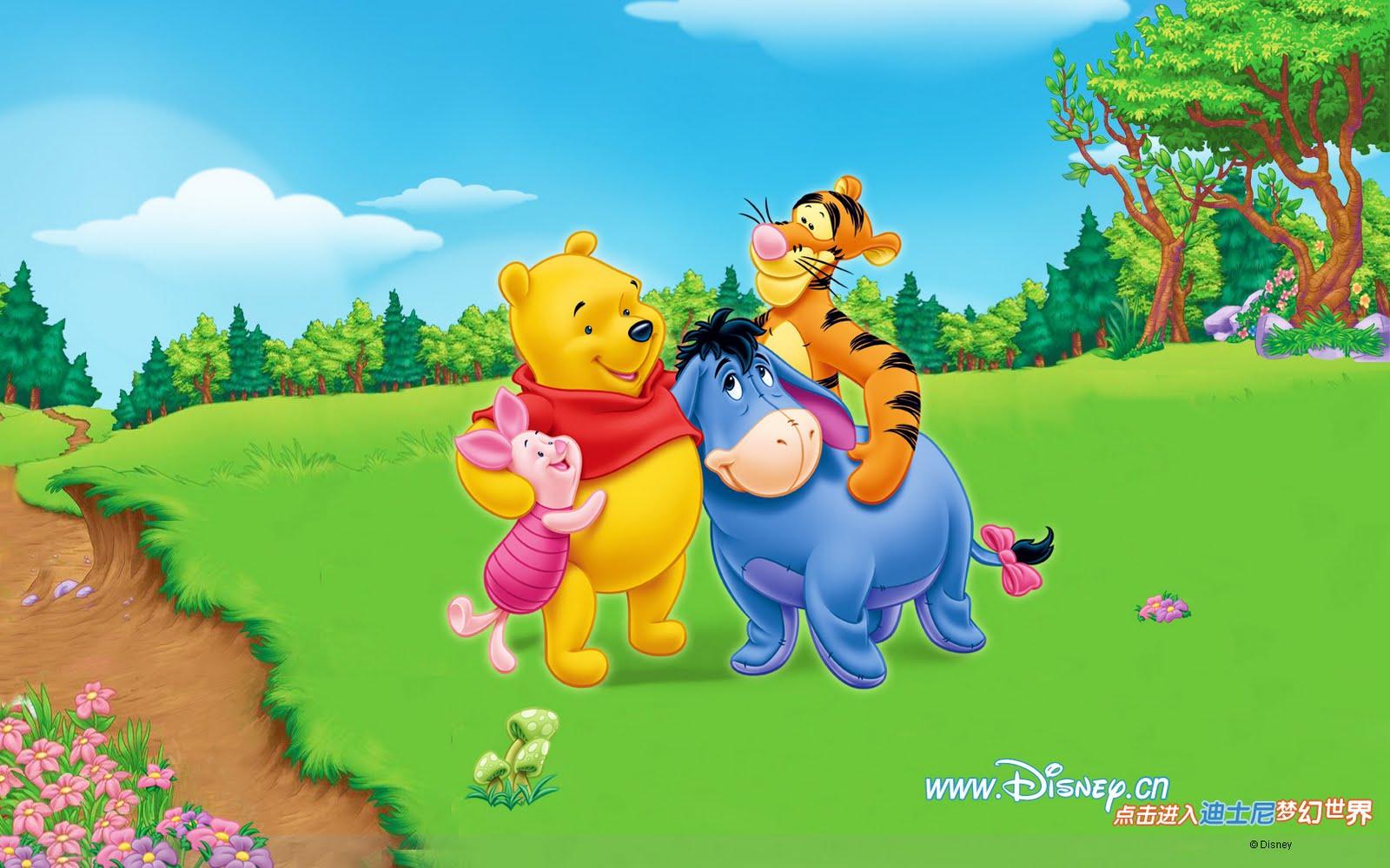 www.BancodeImagenesGratuitas.com (Winnie Pooh 4)